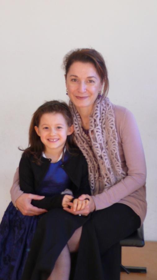 Sara Luna e Claudine