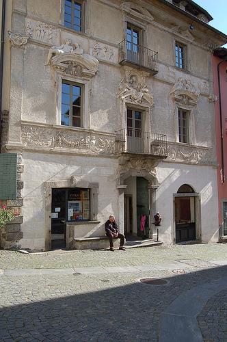 casa Serodine copyright Lucia Morra