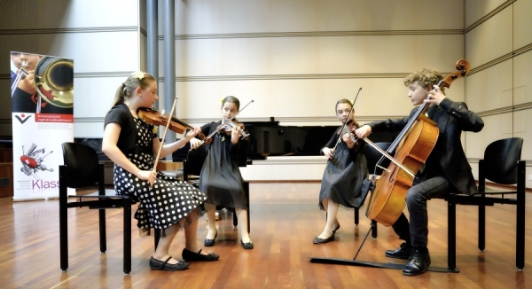 "String quartet  ""I Fulmini"""