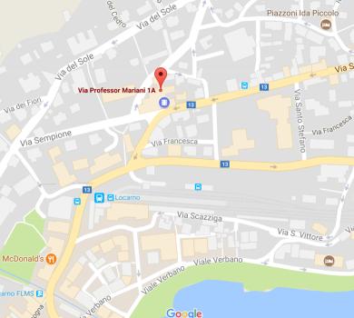 Il Portale - Via Prof. Mariani 1A - 6600 Muralto