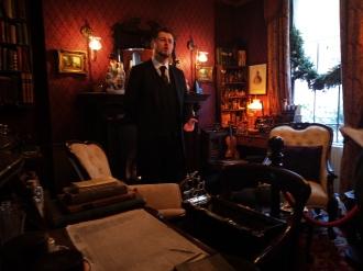 Sherlock Holmes House